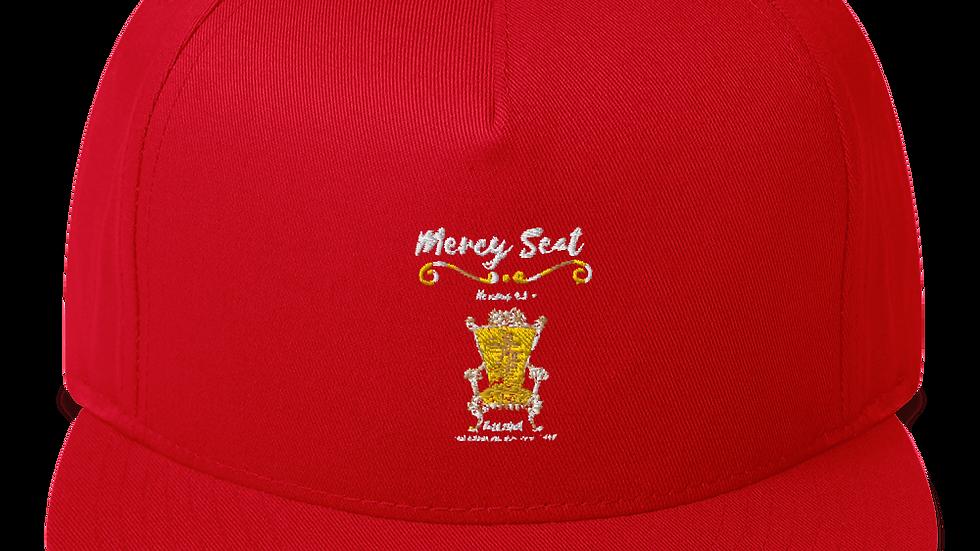 Mercy Seat Flat Bill Cap