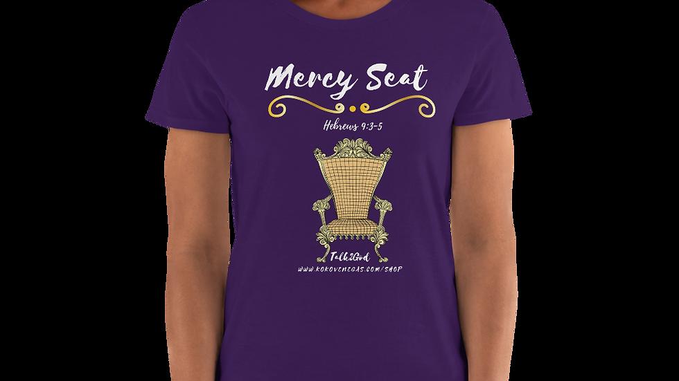 Mercu Seat Women's short sleeve t-shirt