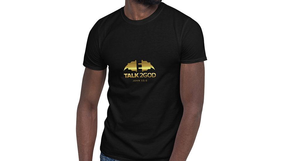 Talk2God (Short-Sleeve Unisex T-Shirt)