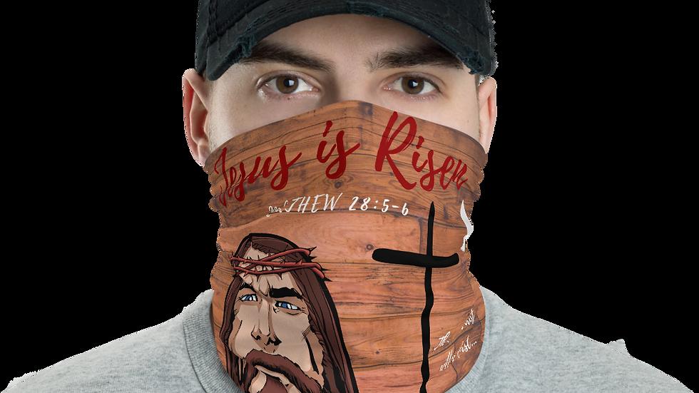 He is Risen Neck Gaiter