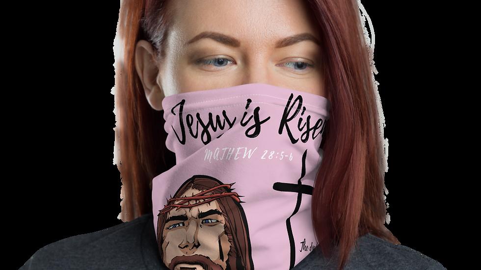 Jesus is Risen Neck Gaiter