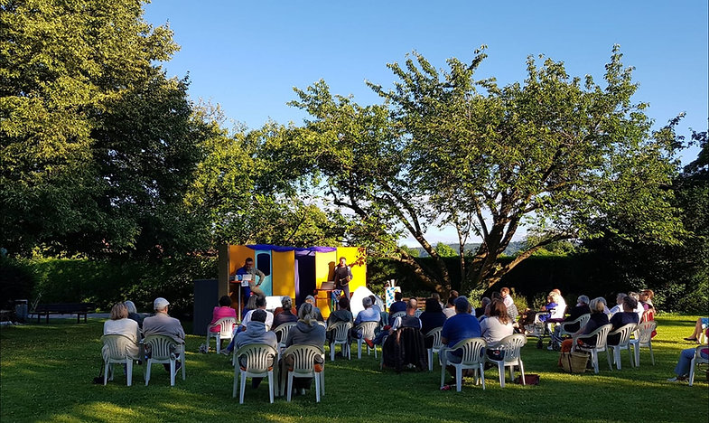 Theater Herwegh Theatersommer in Bad Endorf