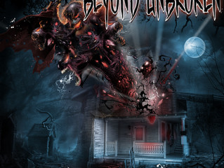 New 'Beyond Unbroken' CD Cover Unveiled!