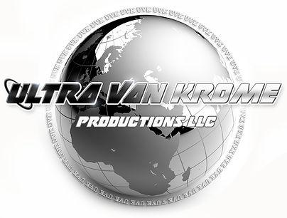Ultra Van Krome Logo - SMALLER VERSION -
