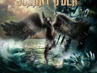 New Album Cover Art for Johnny O'dea