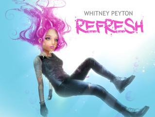 New Whitney Peyton Album Cover