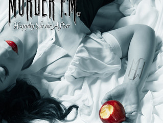 "New Cover Design for Murder FM ""Happily Neverafter"""
