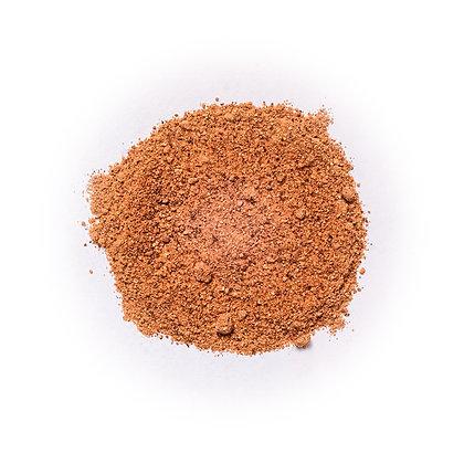 Nuez moscada en polvo