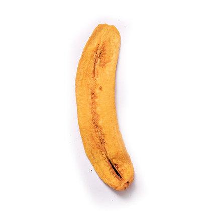 Chips de plátano horneado