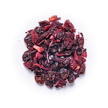 Tisana de frutos rojos