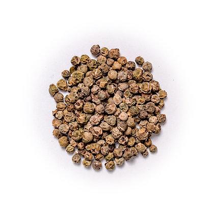 Pimienta verde entera
