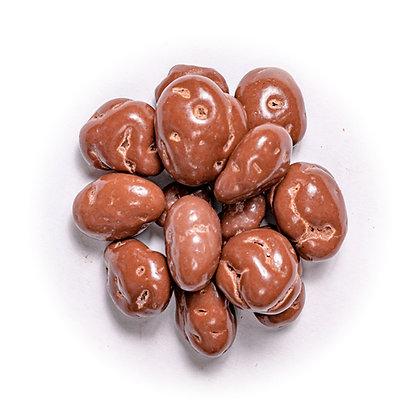 Arándanos con chocolate