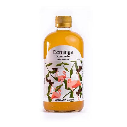 Kombucha Dominga de manzana verde