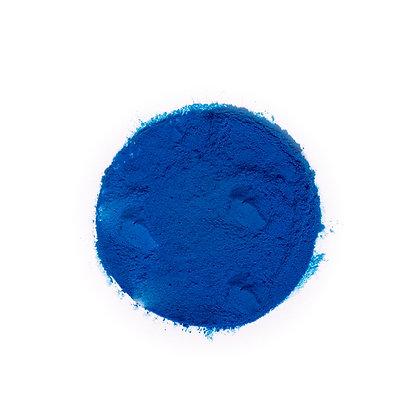 Alga espirulina azul