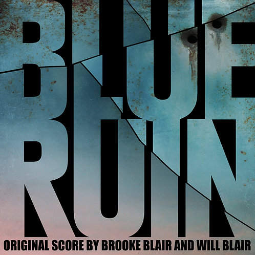 "BLUE RUIN - Original Score 12"" LP"