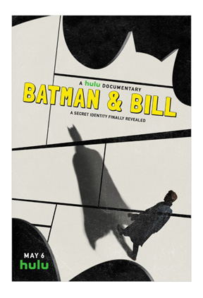 """BATMAN & BILL"""