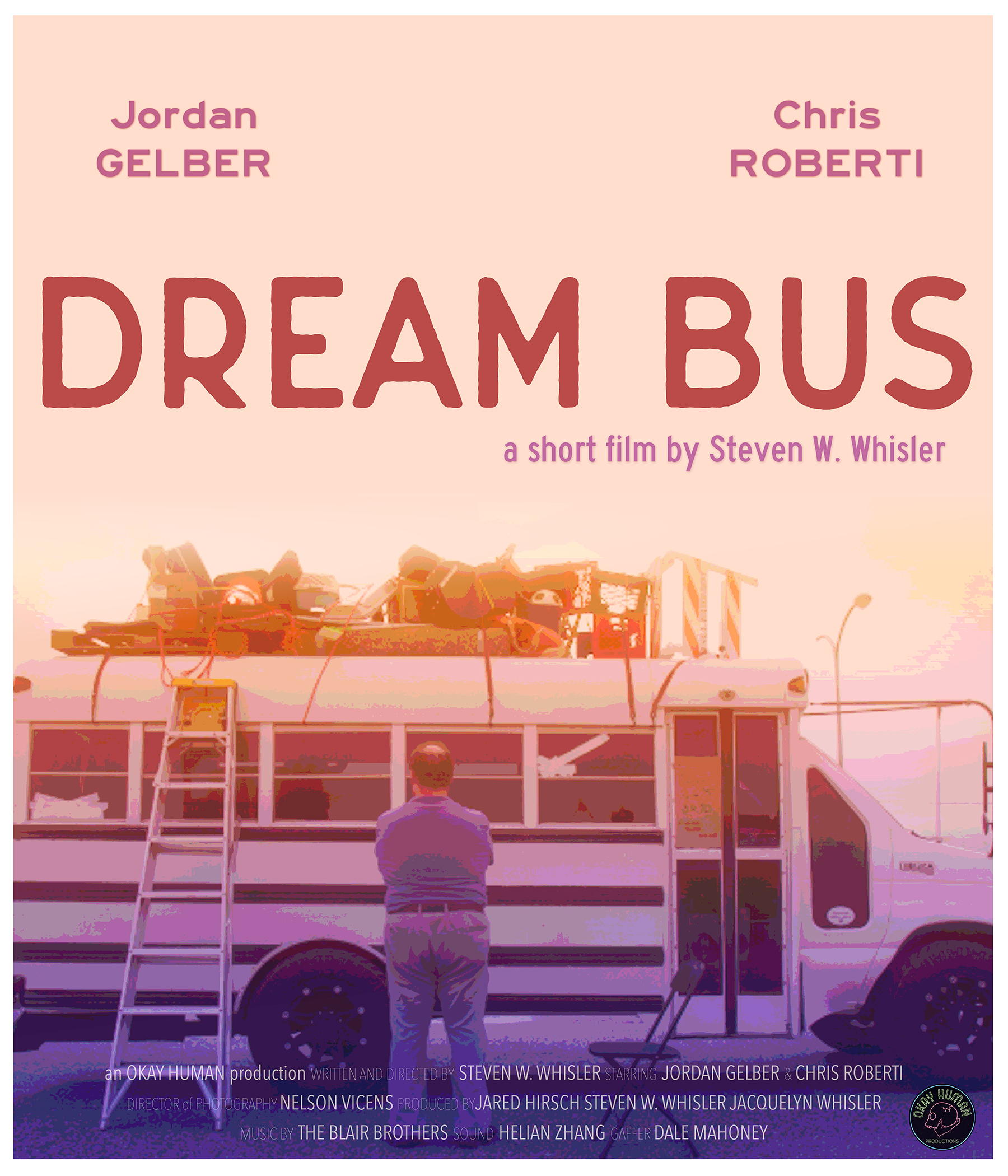 """DREAM BUS"""