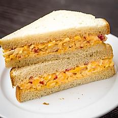 Grandma's Pimiento Cheese Sandwich