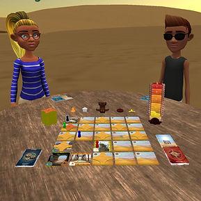 Online Board Games - Forbidden Desert.jp