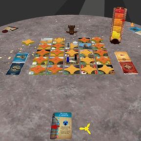 Free online board game - Forbidden Deser