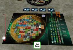 Planet Unknown Board