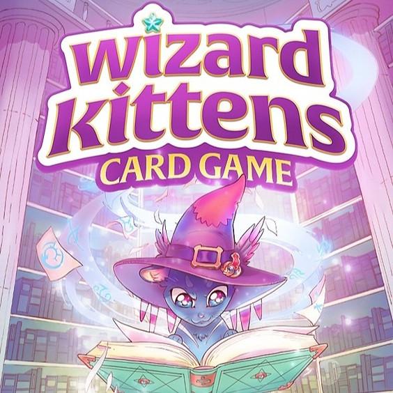 GAMA Game Night - Wizard Kittens (7-8pm ET)