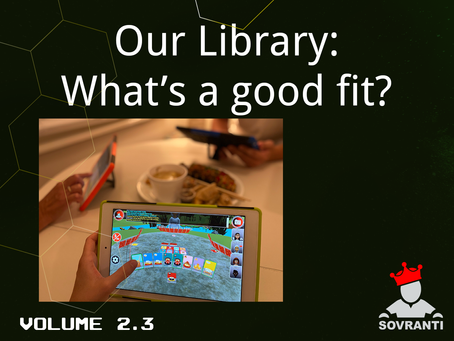 Our Library: What's a good fit?