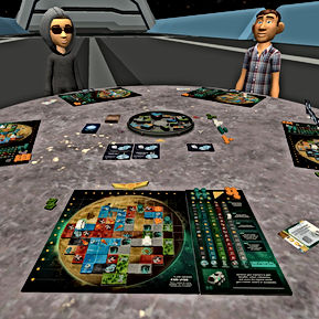 Play Board Games online - Planet Unknown
