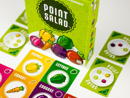 Point Salad Coming to Sovranti!