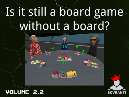 Is it still a Board Game without a Board?