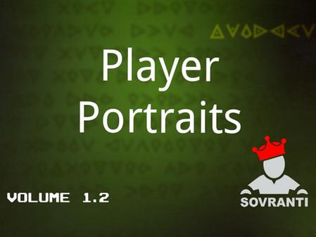 Player Portraits