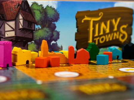 Tiny Towns Coming to Sovranti!