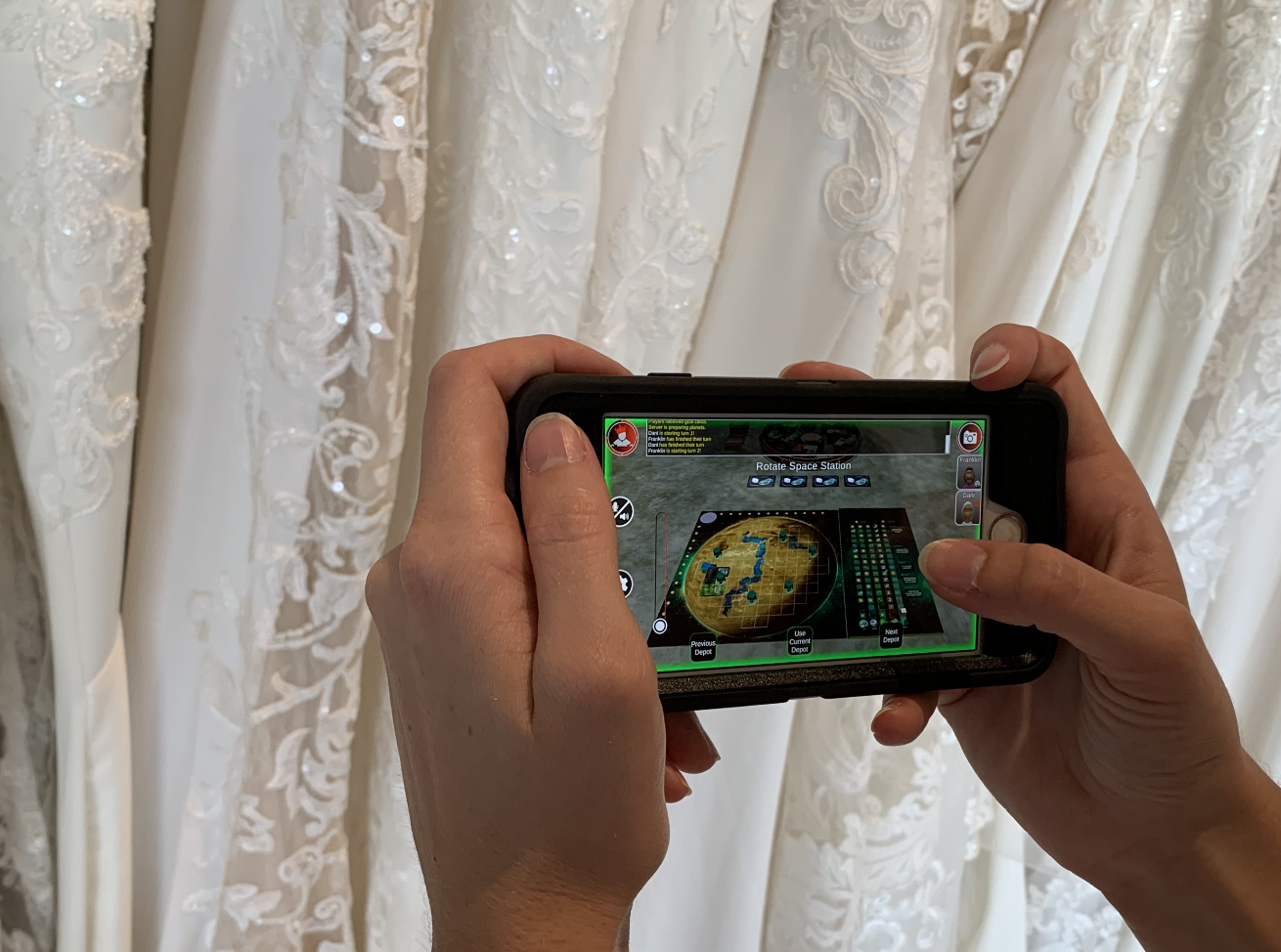 Say YES to playing games anywhere