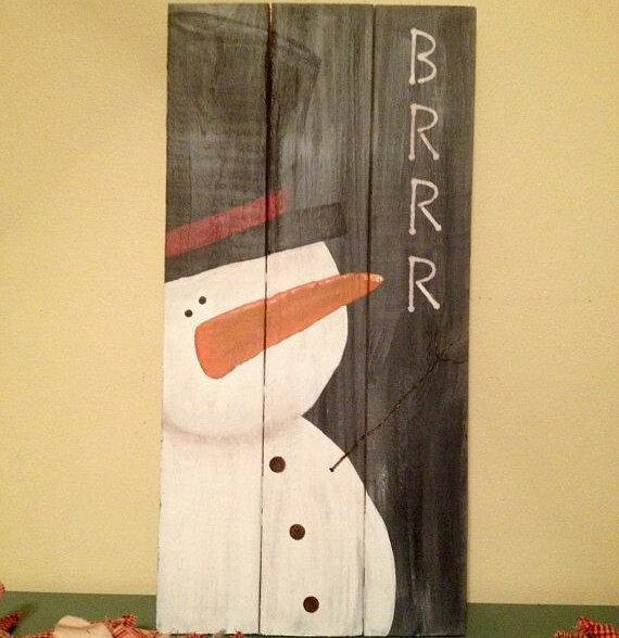 Would you be interested in some pallet paintings_! Schedule a party today!