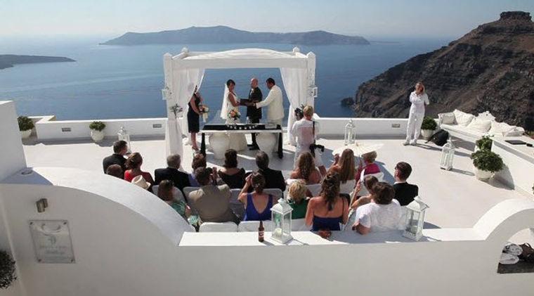 wedding in Greece, find wedding dj in Greece