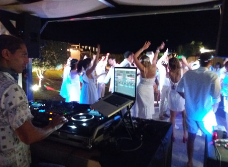 Rent dj and music band in Greece