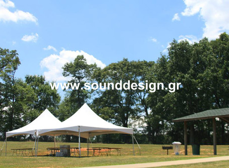 Event rentals in Greece
