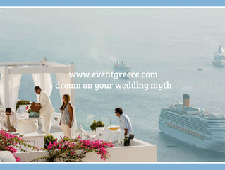 Weddings in Greece, Santorini, Crete, Mykonos. Find wedding planners in Greece.