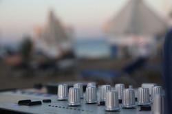 audio lighting rentals in Crete Greece