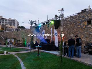 Wedding dj in Santorini