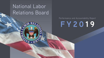 National Labor Relations Board Annual Report