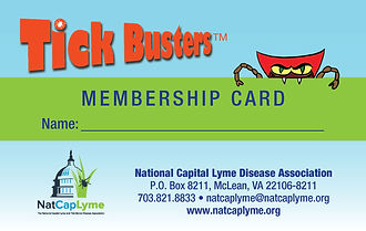 Tick Busters  ID-Membership Card Larger_