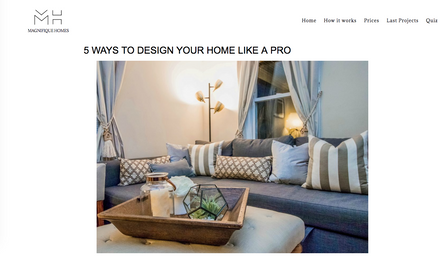 5 Ways to Design Your Home Like a Pro