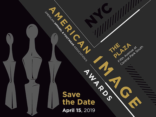 American Image Awards ad design