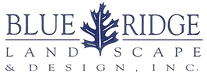 Blue Ridge Landscaping & Design logo