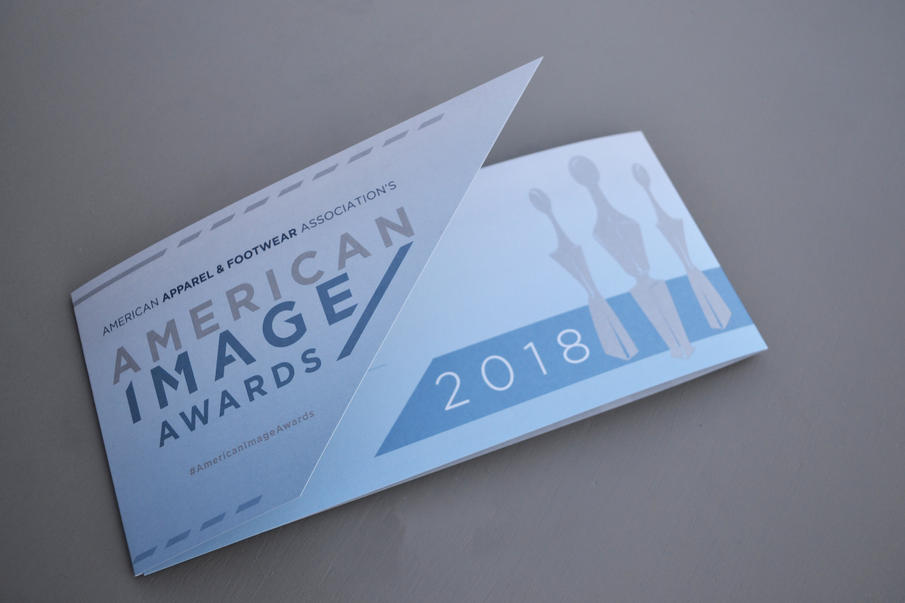 American Image Awards Invitation 2018