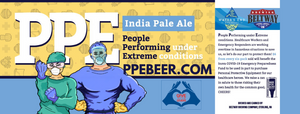 PPE Beer Label