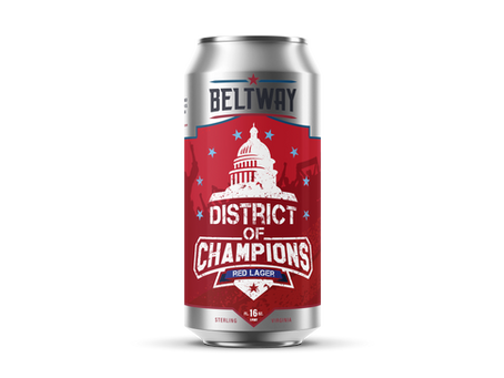 Beltway Beers Now Available in D.C.!