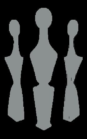 Trio of trophies