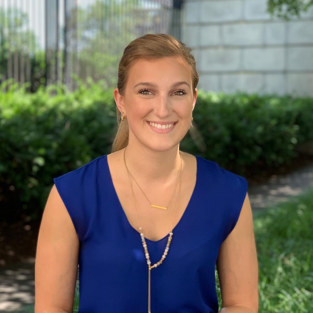 Headshot of Marisa Hess